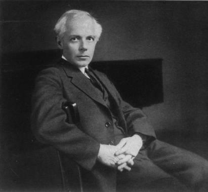 Bartók Béla, at King Edward's School