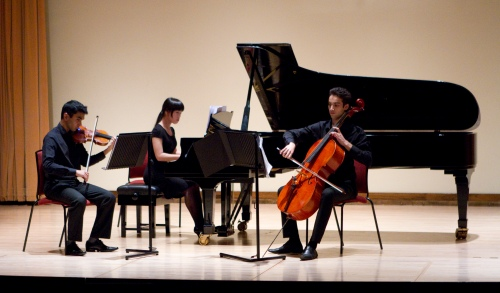 King Edward's School Music: recital at the Barber Institute