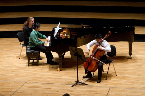Chamber music at King Edward's School, Birmingham