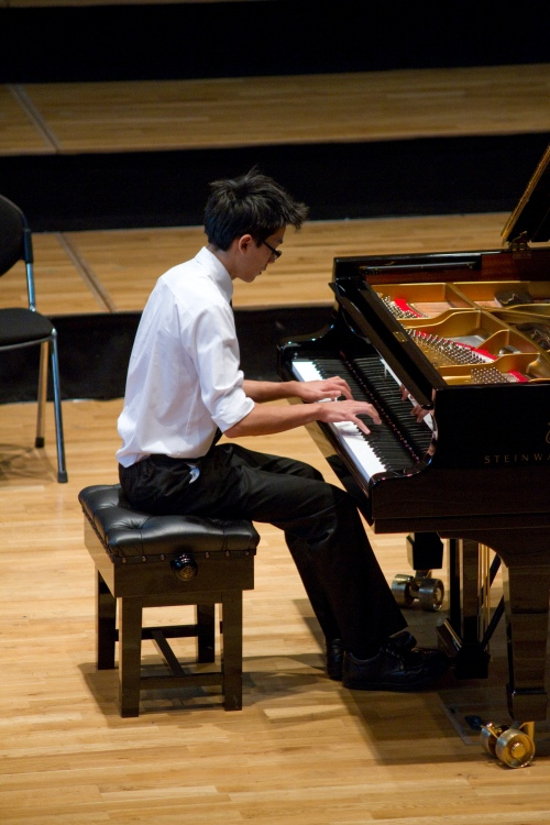 King Edward's School Music: lunchtime recital