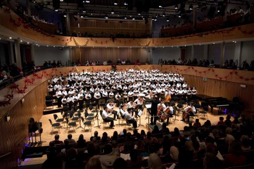 King Edward's School, Birmingham, Choir