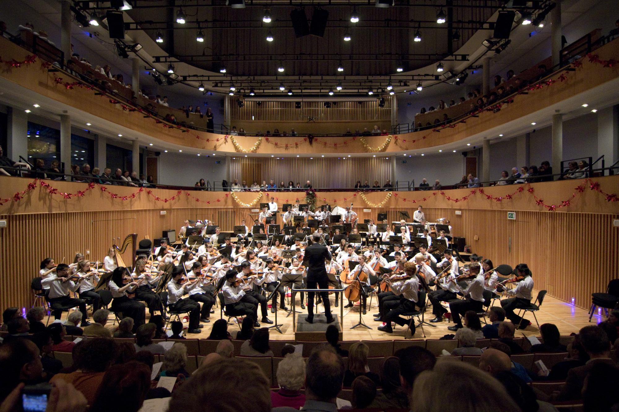 King Edward's School, Birmingham, Symphony Orchestra