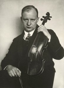 Paul Hindemith at King Edward's School Music Department