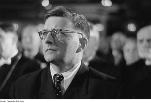 Music at King Edward's School, Shostakovich