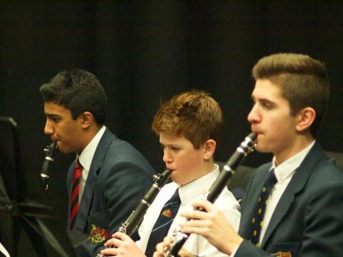 King Edward's School, music department