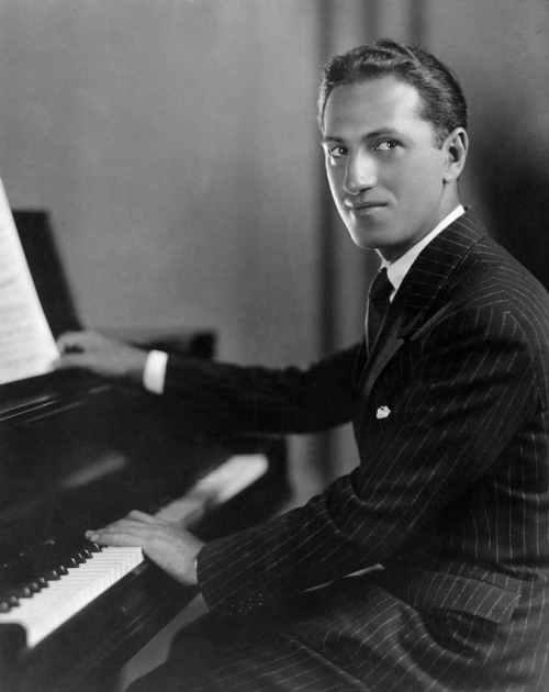 Music department at King Edward's School, Birmingham, George Gershwin