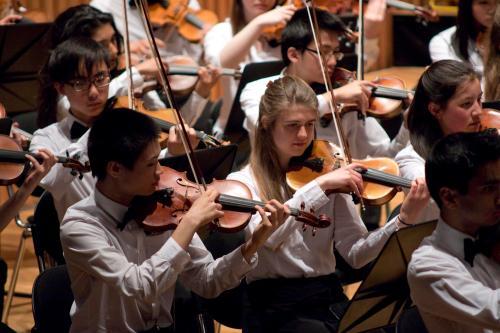 KES/KEHS Symphony Orchestra, music department at King Edward's School, Birmingham