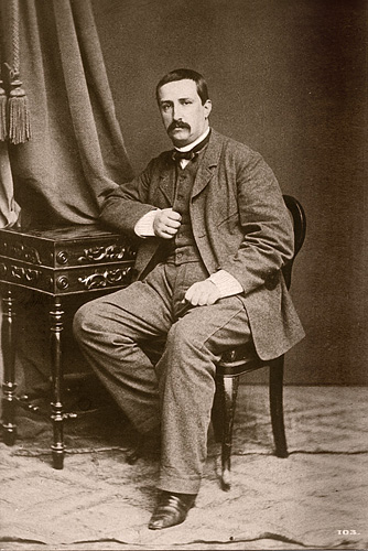 Alexander Borodin at King Edward's School, Birmingham