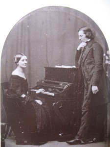 Schumann at King Edward's School music department, Birmingham