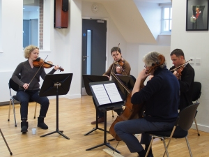 Music at King Edward's School, Birmingham: recording with the CBSO