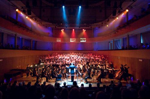 KES:KEHS Choral Society, The Armed Man (6 March 2016) ii
