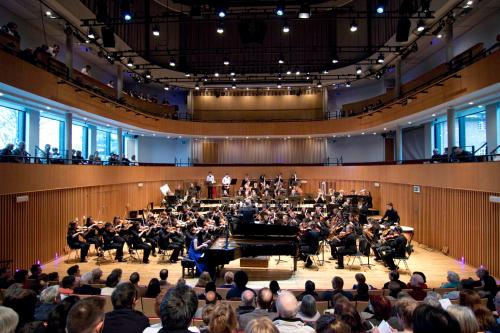 KES:KEHS Symphony Orchestra, Rachmaninov Paganini (6 March 2016) -- Music at King Edward's School, Birmingham
