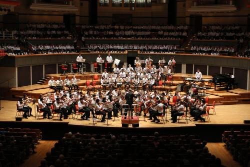Music Department at King Edward's School, Birmingham: KES/KEHS Symphony Orchestra, Symphony Hall, 2016