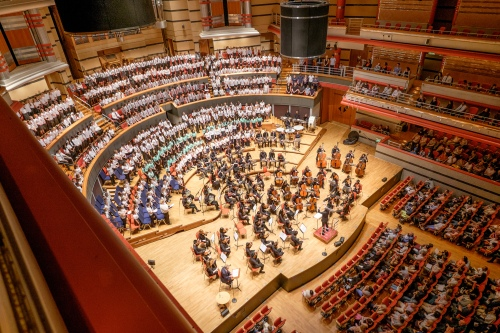 Music at King Edward's School, Birmingham: KES/KEHS Symphony Orchestra perform Romany Wood