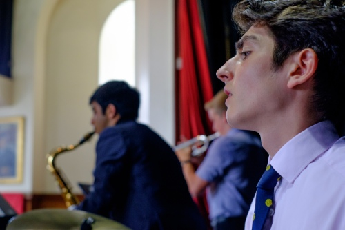 Speech day band photo (1) by David Ash)