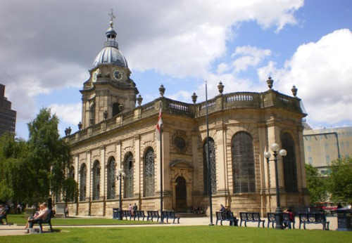 Music at King Edward's School, Birmingham: choral evensong at Birmingham Cathedral