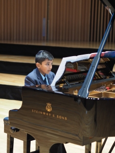 Piano Instrumental Evening King Edward's School Birmingham
