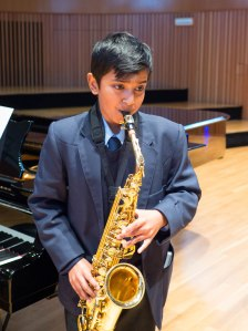 Music Department at King Edward's School, Birmingham: Shell performers