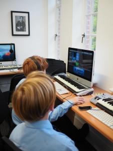 Music Department at King Edward's School, Birmingham: Clef Club