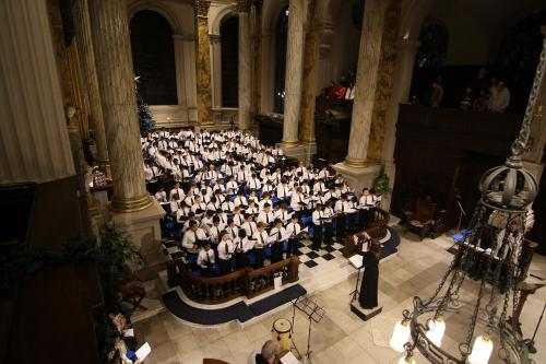 King Edward's School, Music Department: KES choir, Carol Service 2017