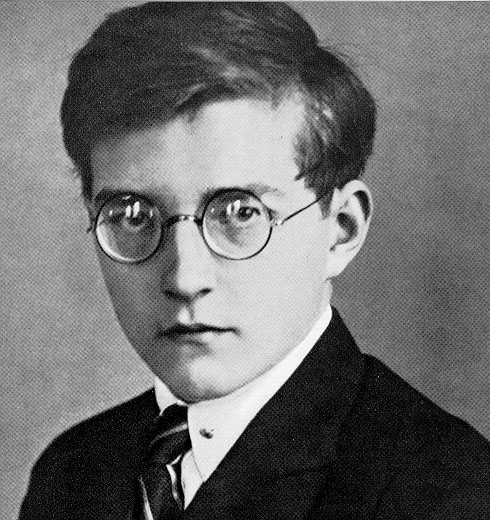 Music at King Edward's School, Birmingham -- Dmitri Shostakovich (1906-1975): Symphony no.5 in D minor, op.47