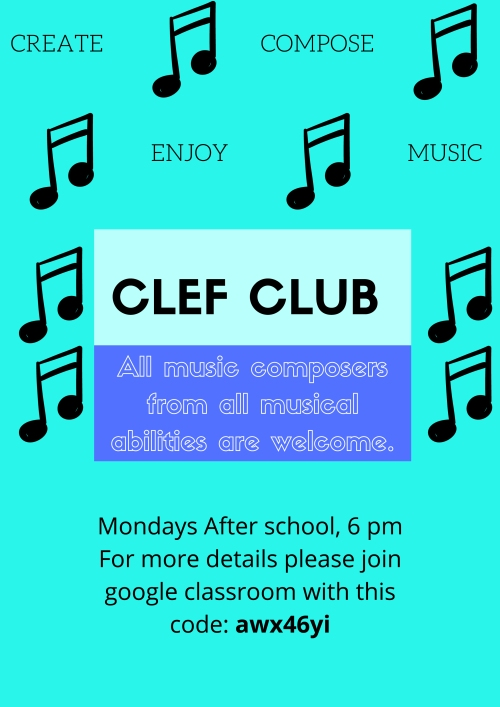 CLEF CLUB
